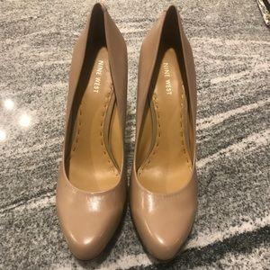 Brand new never worn Nine west heels